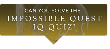 Can you solve the quiz?