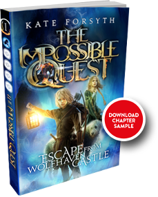 Impossible Quest: Escape from Wolfhaven Castle by Kate Forsyth